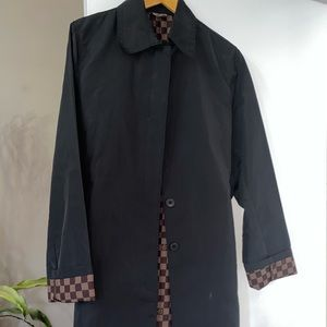 Louis Vuitton oversize trench